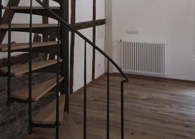 Treppe mit Galerie Nümbrecht