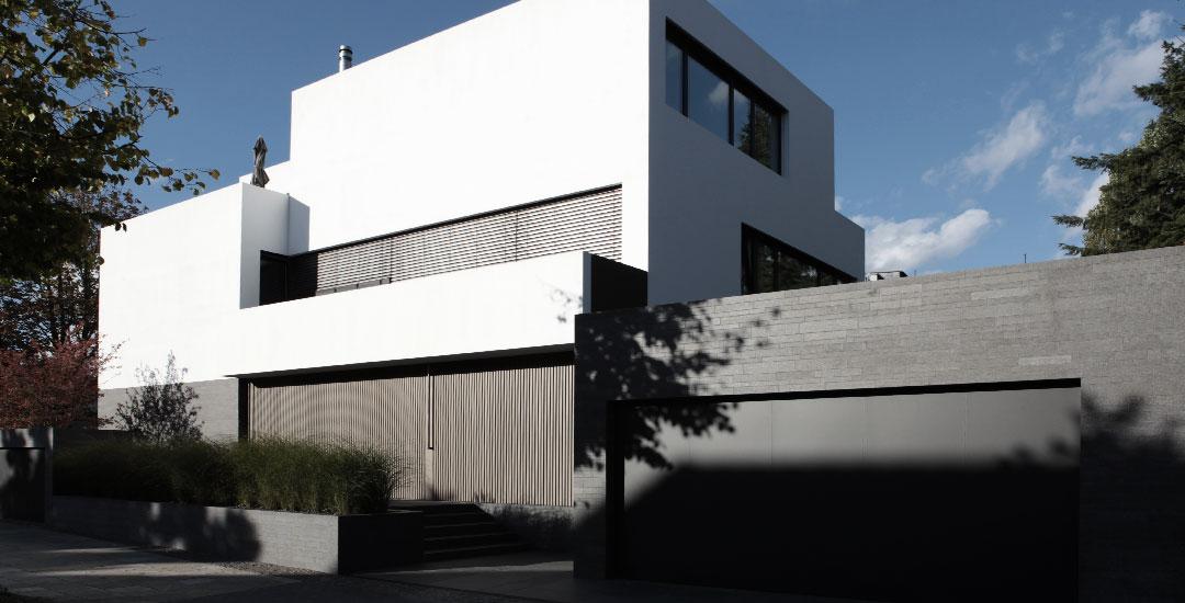 Bauhaus-Villa in Essen