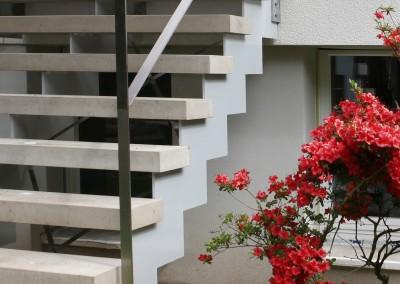 Treppe Und Geländer Dinse